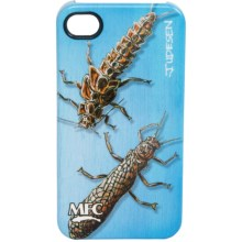 Montana Fly Company Glossy Grip Snap-On Phone Cover - iPhone® 4/4S in Udesen Salmonfly - Closeouts