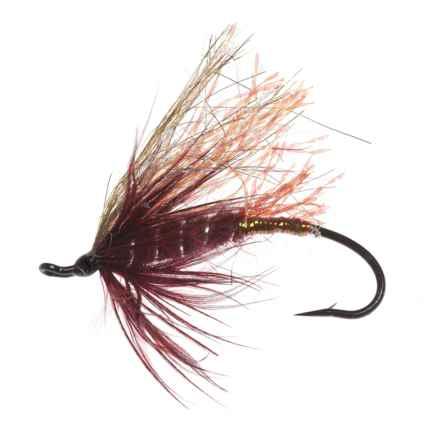 Montana Fly Company Johnson's Riffle Raper Salmon Fly - Dozen in See Photo - Closeouts