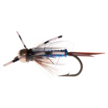 Montana Fly Company Montana Prince Nymph Fly - Dozen in Blue - Closeouts