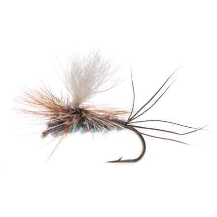 Montana Fly Company Para-Wulff Dry Fly - Dozen in Adams - Closeouts
