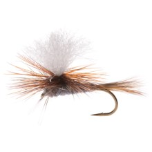 Montana Fly Company Parachute Adam's Poly Yarn Wing Dry Fly - Dozen in See Photo - Closeouts