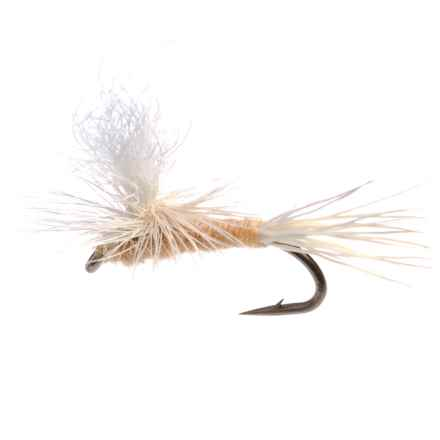 Montana Fly Company Parachute Dry Fly - Dozen in Light Cahill - Closeouts