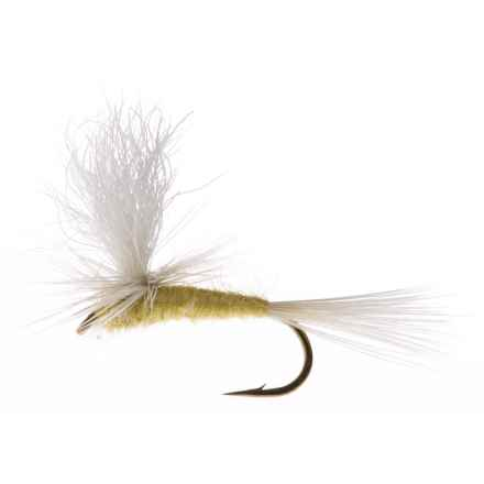 Montana Fly Company Parachute Dry Fly - Dozen in Pmd - Closeouts
