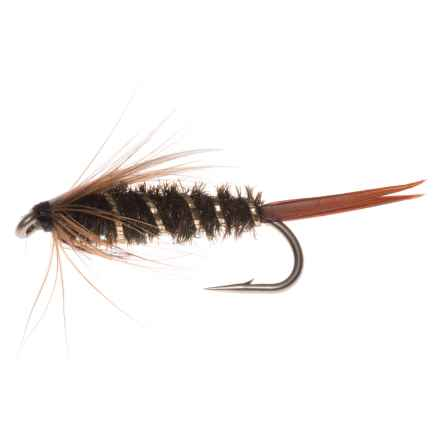 Montana Fly Company Prince Nymph Fly - Dozen in See Photo - Closeouts