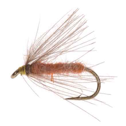 Montana Fly Company Puff Daddy Nymph Fly - Dozen in Sulphur - Closeouts