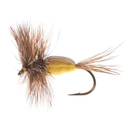 Montana Fly Company Royal Humpy Dry Fly - Dozen in Yellow - Closeouts