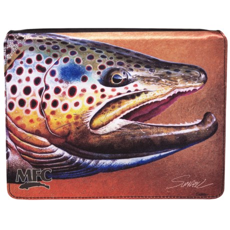 Montana Fly Company Snap-In Cover - iPad® 2, iPad® 2 3 in Udessen Mayfly