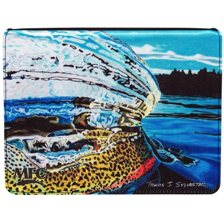 Montana Fly Company Snap-In Cover - iPad® 2, iPad® 2 3 in Maddox Cool Eye Luke