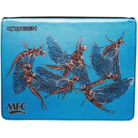 Montana Fly Company Snap-In Cover - iPad® 2, iPad® 3 in Udessen Mayfly