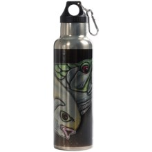 Montana Fly Company Stainless Steel Vacuum-Insulated Water Bottle - 22 fl.oz. in Estradas Slam - Closeouts