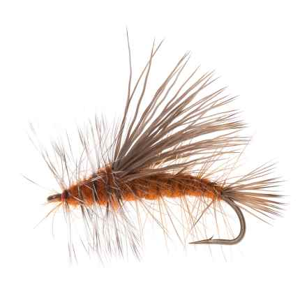 Montana Fly Company Stimulator Dry Fly - Dozen in Orange - Closeouts