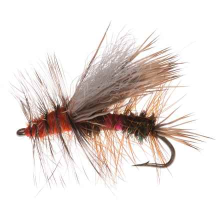 Montana Fly Company Stimulator Dry Fly - Dozen in Royal - Closeouts