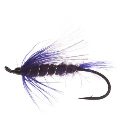Montana Fly Company Street Walker Salmon Fly - Dozen in See Photo - Closeouts