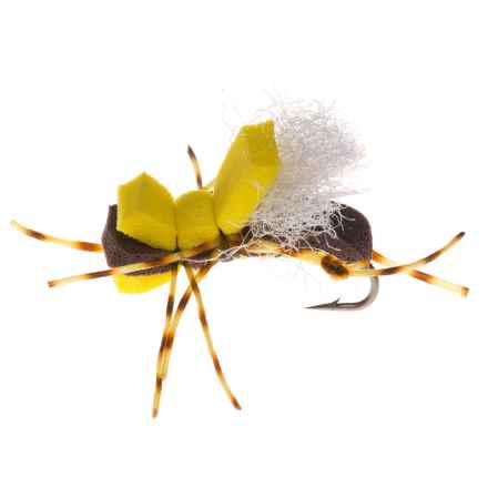 Montana Fly Company Taylor's Fat Albert Dry Fly - Dozen in Yellow - Closeouts