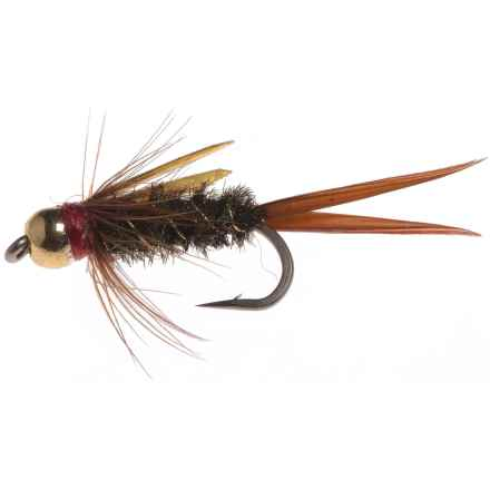 Montana Fly Company The Fly Formerly Known As Prince Nymph Fly - Dozen in Gold - Closeouts