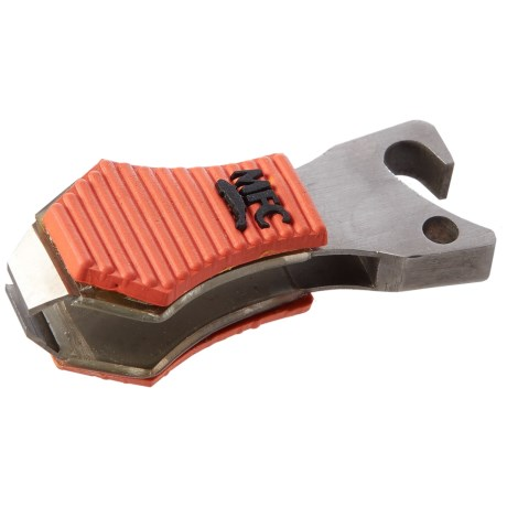 Montana Fly Company Thirsty Nippers in Hot Orange