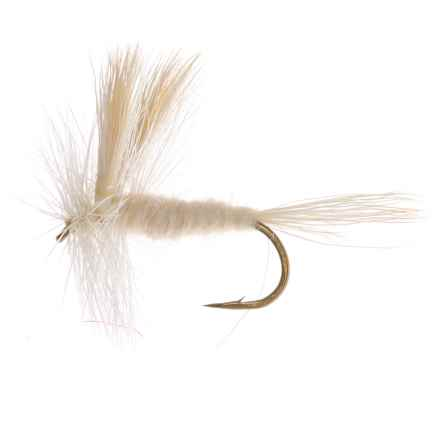 Montana Fly Company Wulff Dry Fly - Dozen in Blonde - Closeouts