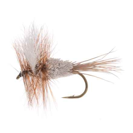 Montana Fly Company Wulff Dry Fly - Dozen in Irresistible - Closeouts