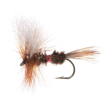 Montana Fly Company Wulff Dry Fly - Dozen in Royal - Closeouts