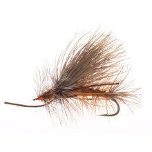 Montana Fly Company X-Stimulator Dry Fly - Dozen in Orange - Closeouts