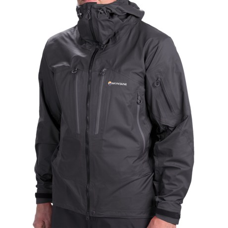 Montane Alpine Endurance eVent(R) Jacket Waterproof (For Men)