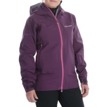 Montane Direct Ascent eVent® Jacket - Waterproof (For Women) in Berry - Closeouts