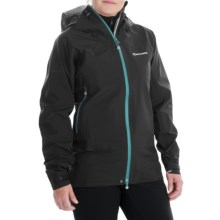 Montane Direct Ascent eVent® Jacket - Waterproof (For Women) in Black - Closeouts