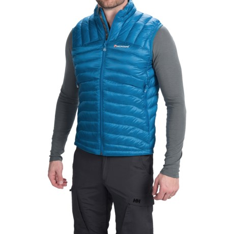 Montane Featherlite Down Vest 750 Fill Power For Men