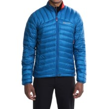 Montane Featherlite Micro Down Jacket - 750 Fill Power (For Men) in Electric Blue - Closeouts
