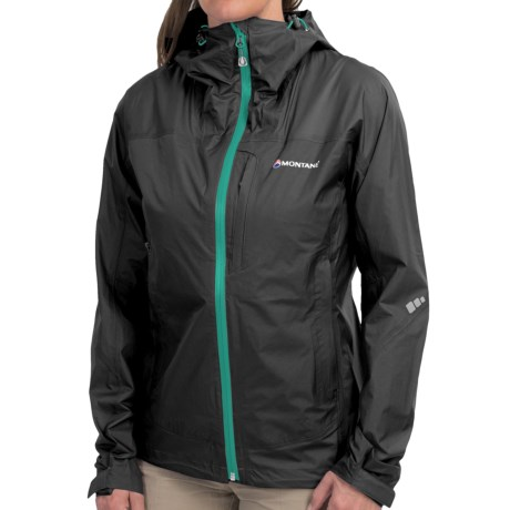 Montane Minimus Mountain Pertex(R) Shield+ Jacket Waterproof (For Women)