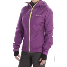 Montane Minimus Mountain Pertex® Shield+ Jacket - Waterproof (For Women) in Dahlia - Closeouts