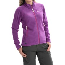 Montane Snow Storm Fleece Jacket (For Women) in Dahlia - Closeouts