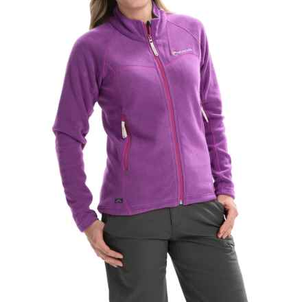 Montane Snow Storm Fleece Jacket (For Women) in Dahlia - Closeouts