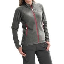 Montane Snow Storm Fleece Jacket (For Women) in Shadow - Closeouts