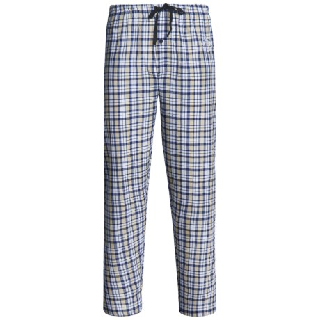 Monte Carlo Polo & Jockey Club Lounge Pants - Cotton (For Men) in Yellow