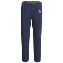 Monte Carlo Polo & Jockey Club Thermal Lounge Pants (For Big Men) in Navy - 2nds