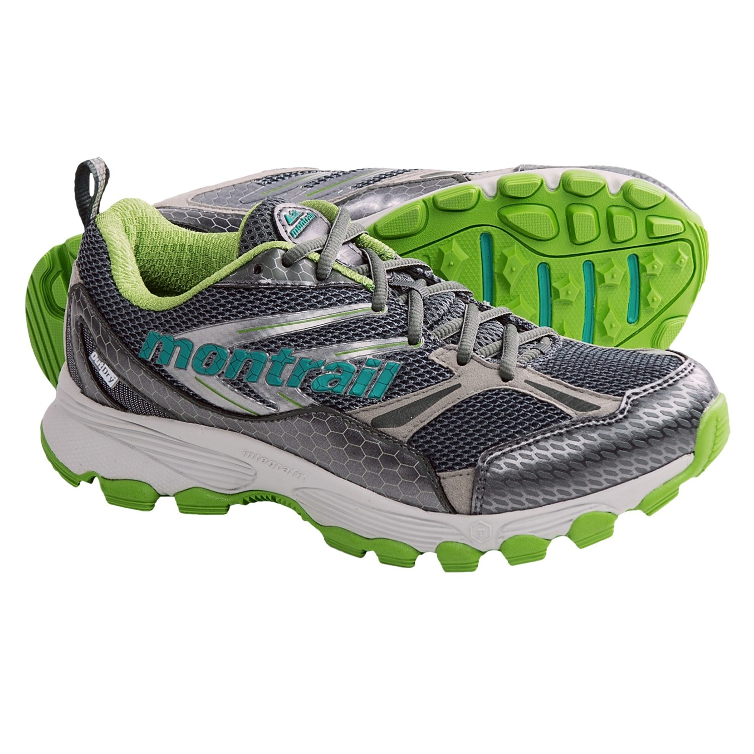 Montrail Badrock Trail Running Shoes Review
