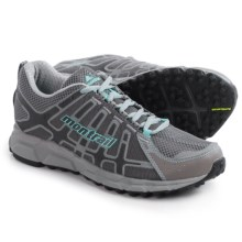 Montrail Bajada 2 Trail Running Shoes (For Women) in Boulder/Grill - Closeouts