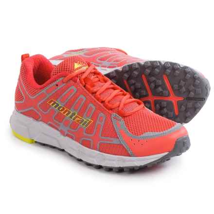 Montrail Bajada 2 Trail Running Shoes (For Women) in Wild Melon/Zour - Closeouts