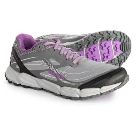 cb885d476d33 Montrail Caldorado III Outdry® Trail Running Shoes - Waterproof (For Women)  in Steam