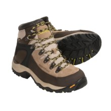 Montrail Feather Peak Gore-Tex® Hiking Boots - Waterproof (For Women) in Sesame/Kiwi - Closeouts