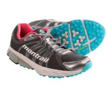 Montrail Fluidbalance Trail Running Shoes (For Women) in Black/Afterglow - Closeouts