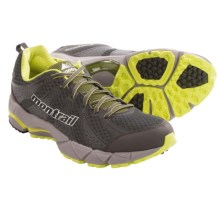Montrail Fluidfeel II Trail Running Shoes (For Men) in Grill/White - Closeouts