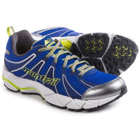 Montrail FluidFeel III Trail Running Shoes (For Men)