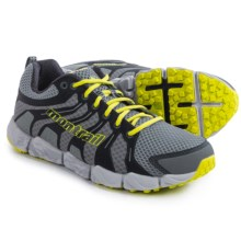 Montrail FluidFlex ST Trail Running Shoes (For Men) in Columbia Grey/Chartreuse - Closeouts