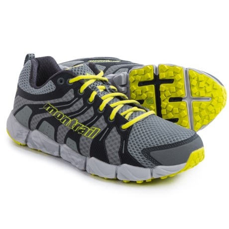 Montrail FluidFlex ST Trail Running Shoes (For Men)