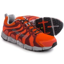 Montrail FluidFlex ST Trail Running Shoes (For Men) in Tangy Orange/Black - Closeouts