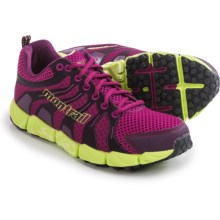 Montrail FluidFlex ST Trail Running Shoes (For Women) in Deep Blush/Fission - Closeouts