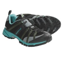 Montrail Mountain Masochist OutDry® Trail Running Shoes - Waterproof (For Women) in Black/Reef - Closeouts