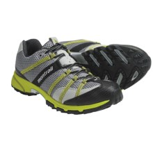 Montrail Mountain Masochist Trail Running Shoes (For Men) in Stainless/Wham - Closeouts